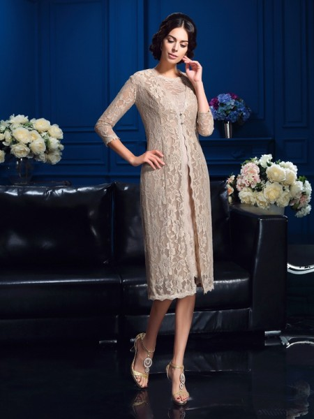 Fashion 3/4 Sleeves Special Occasion Lace Wrap