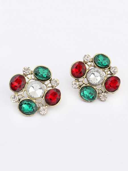Fashion Trends Occident New Popular Stud Hot Sale Earrings