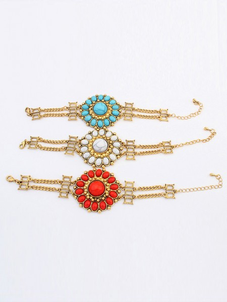 The Most Fashionable Occident Exotic Bohemia Hot Sale Bracelets