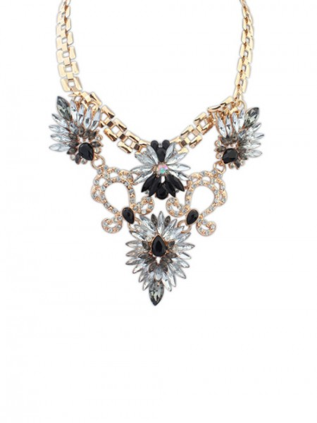 The Most Trendy Occident Elegant Bright all-match Hot Sale Necklace