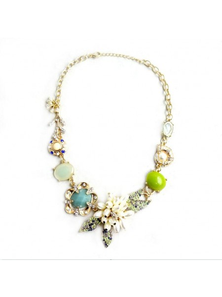 The Most Trendy Occident Through Time and Space Exotic Immortal Gas Hot Sale Necklace