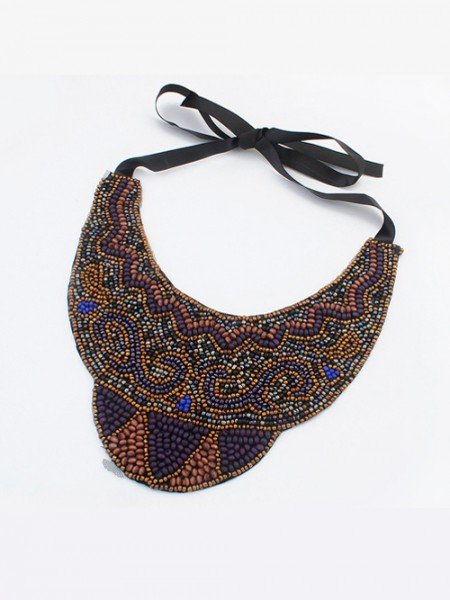 The Most Trendy Occident Exotic Personality Retro Hot Sale Necklace-12