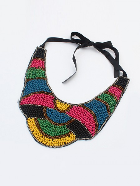 The Most Trendy Occident Exotic Personality Retro Hot Sale Necklace-13