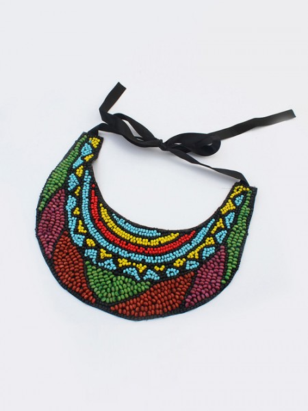 The Most Trendy Occident Exotic Personality Retro Hot Sale Necklace-14
