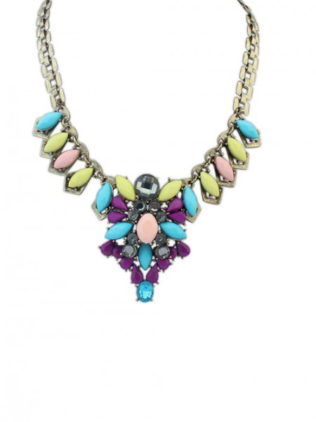 The Most Trendy Occident Retro Elegant Aristocracy Temperament Hot Sale Necklace