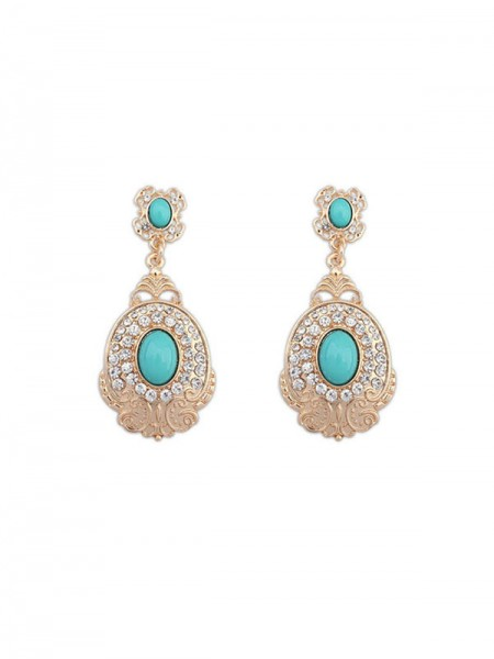 The Most Fashionable Occident Boutique Simple Hot Sale Earrings