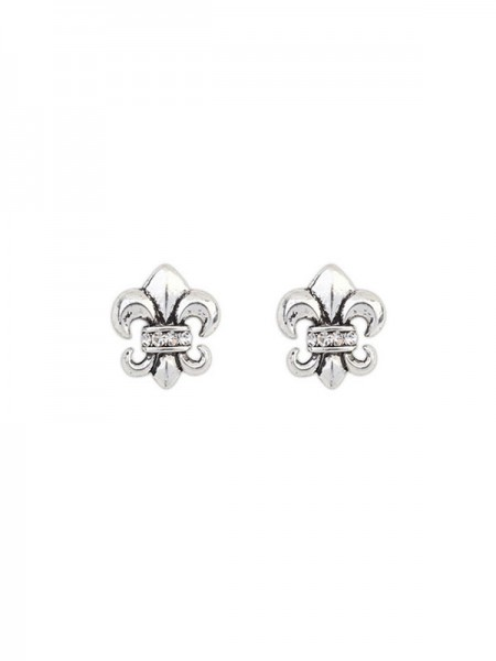 The Most Stylish Occident Hyperbolic Personality Knight Stud Hot Sale Earrings