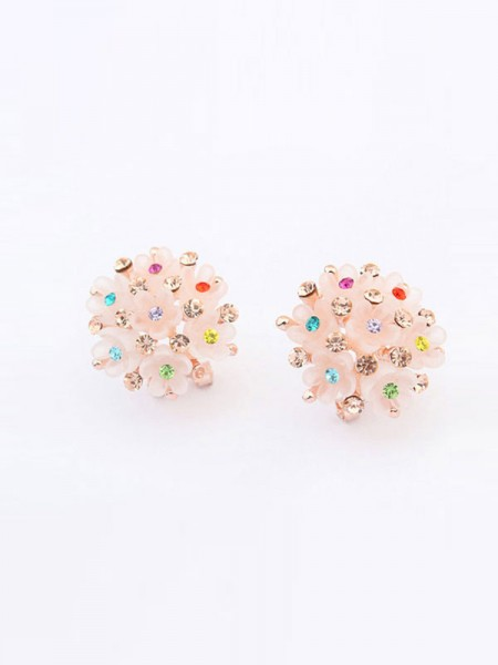 The Most Trendy Occident All-match Floret Hot Sale Ear Clip