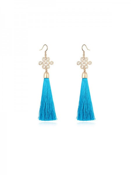 The Most Fashionable Austria Crystal Hot Sale Earrings