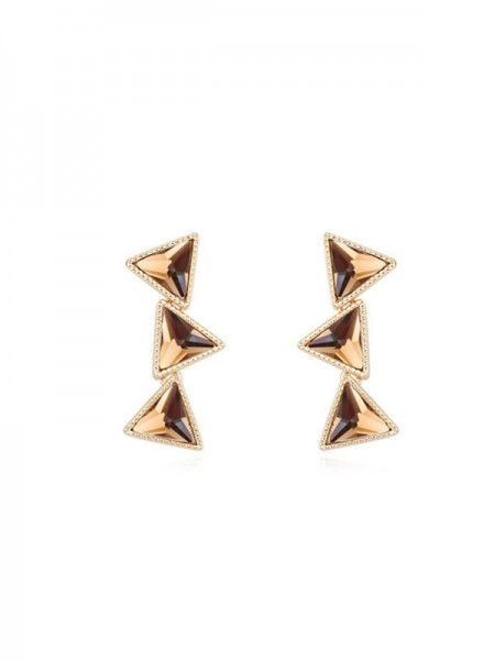 The Most Fashionable Gilded Boutique Hot Sale Earrings
