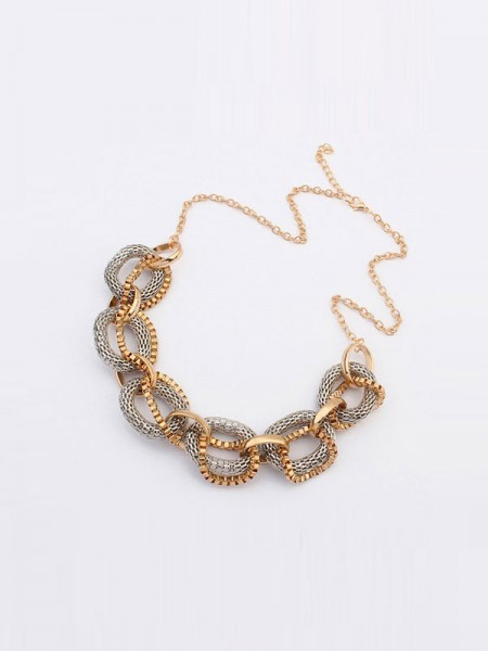 The Most Stylish Occident Punk Major Suit Hyperbolic Hot Sale Necklace